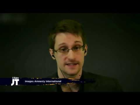 Les déclarations chocs de Snowden en France - L'Autre JT - default