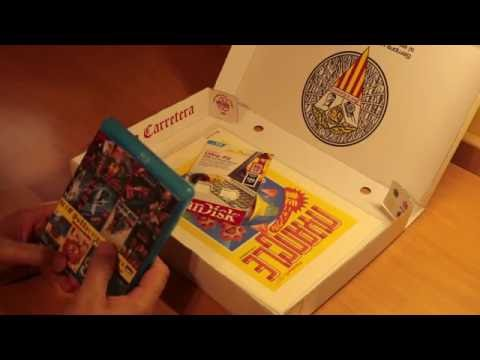 Unboxing MSX Covers