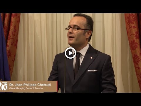 Advising Global Investors for 15+ years, Dr Jean-Philippe Chetcuti, Global Managing Partner