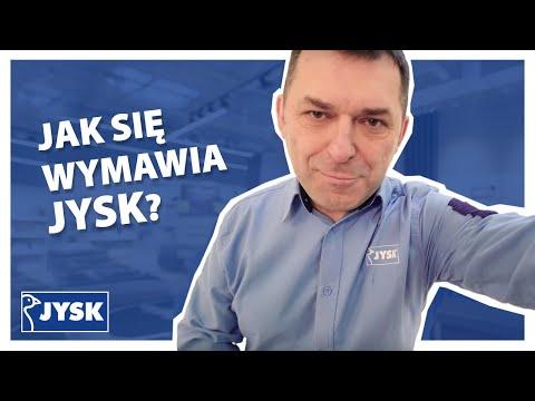 Jak się wymawia JYSK? || JYSK Polska