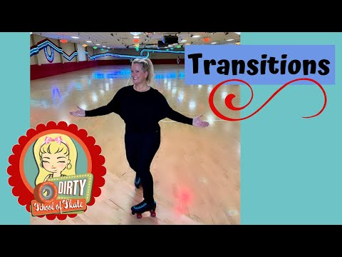 Turning Around on Roller Skates - Front to Back