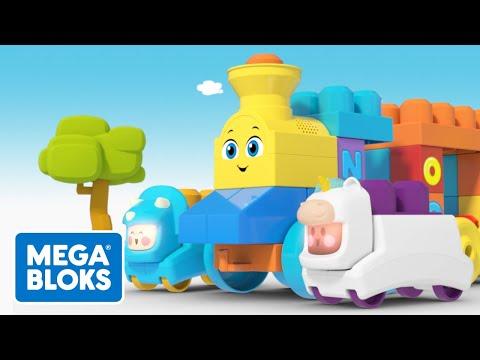Über dem Wasser - Mega Bloks | Fisher-Price Deutsch | Kinderlieder | Cartoons für Kinder