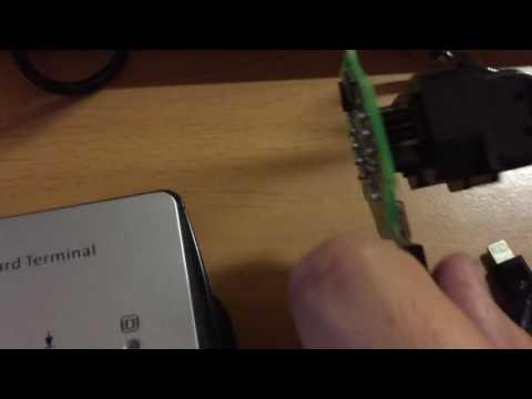 Proyecto Pi-NES - Probando pantalla LCD