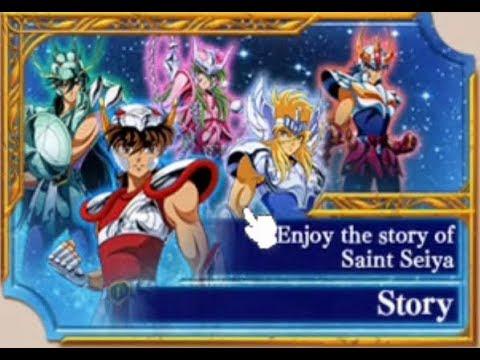 BITeLog #0054.2: Saint Seiya Cosmo Fantasy (ANDROID/iOS) PERSONAJES en EXTRA QUEST