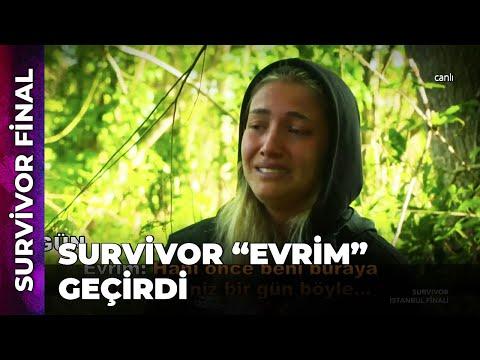 EVRİM SURVİVOR'DA NELER YAŞADI? | Survivor 2020