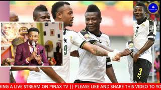 Eagle Prophet Decodes why BlackStars Kickout of Afcon Tournament!
