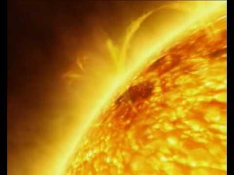 تصوير حي مقرب من الشمس - من ناسا