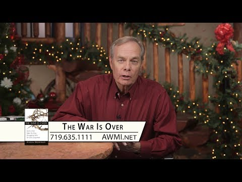 The War is Over - Week 2, Day 5 - The Gospel Truth