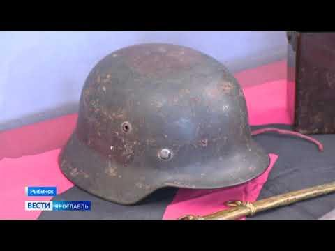В Рыбинском музее-заповеднике подготовили выставку, посвященную 75-летию Великой Победы