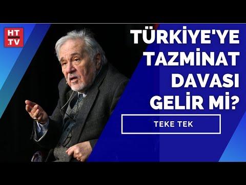 Türkiye'ye yönelik tazminat davası gelir mi? Prof. Dr. İlber Ortaylı yanıtladı