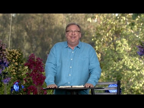 Jesus Did It All For You with Rick Warren - Part 2