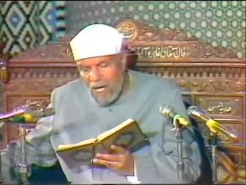 تفسير سورة الكهف آيات (33_39) للشيخ محمد متولي الشعراوي _الحلقة السابعة