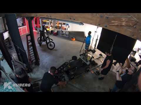 Kuberg Freerider Behind the Scenes New TV Commercial