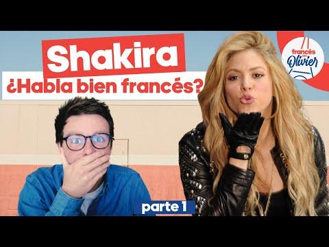 Analicemos el francés de Shakira - Parte 1