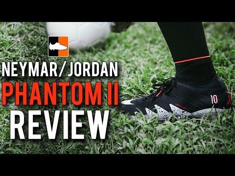 8008eed7e Neymar Njr x Jordan Phantom 2 Review   Unboxing Nike Hypervenom LE Football  Boots