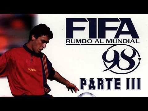 FIFA: Road to World Cup 98 (1997) - PC - Parte 3