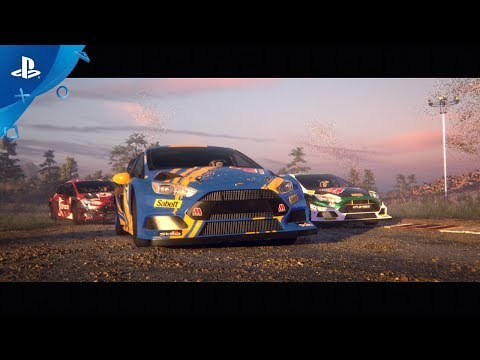 V-Rally 4 | Announcement Trailer | PS4
