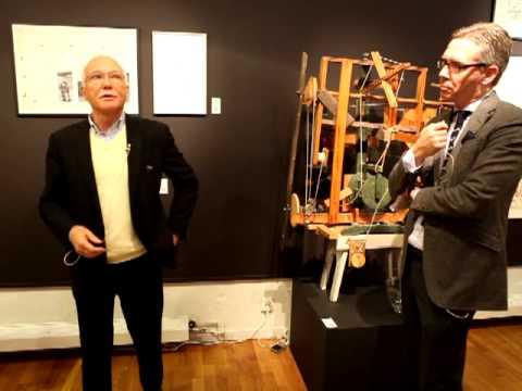 Björn Springfeldt berättar om PO Ultvedt
