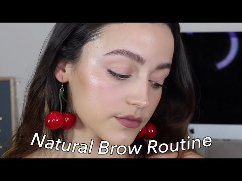 FEATHERY BROWS | Natural + Bold Updated Brow Routine - UC8v4vz_n2rys6Yxpj8LuOBA