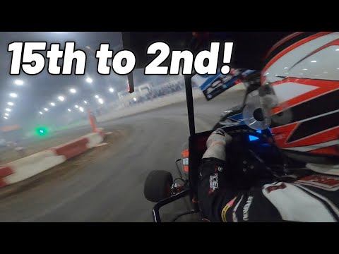 Tanner Holmes 15th to 2nd   Red Bluff Outlaws   Full Onboard - dirt track racing video image