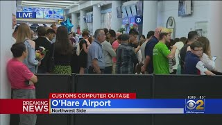 Customs Computer Outage Snags O'Hare, Other Airports