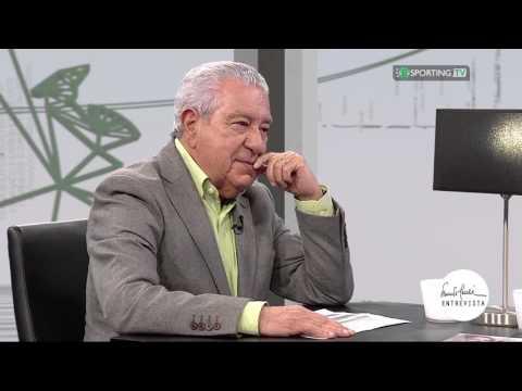 Fernando Correia Entrevista Maria Armanda - Sporting TV