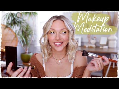 GRWM ????? | Meditation, Quarantine, Staying Positive, and a Makeup FAIL