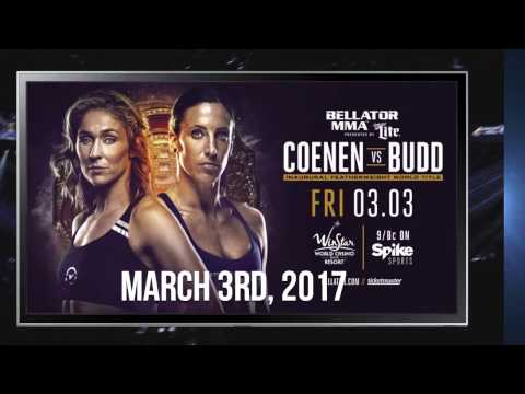 Bellator 174  Coenen vs Budd | Fight Preview, Picks and Predictions | March 3, 2017