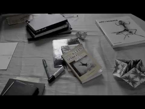 Vidéo de Marc-Antoine Mathieu