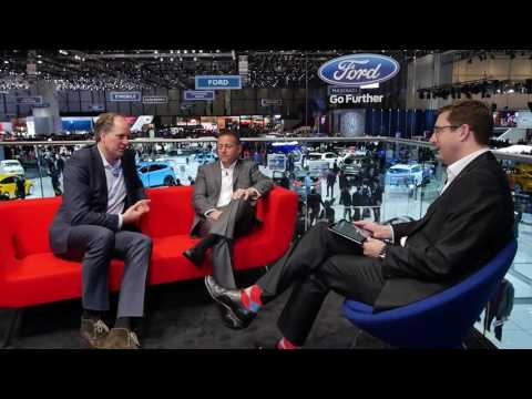 'Ford Live': Next Generation Fiesta ST at Geneva Motor Show