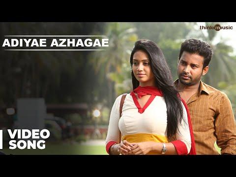 Oru Naal Koothu Songs   Adiyae Azhagae Video Song   Dinesh, Nivetha Pethuraj   Justin Prabhakaran - UCLbdVvreihwZRL6kwuEUYsA