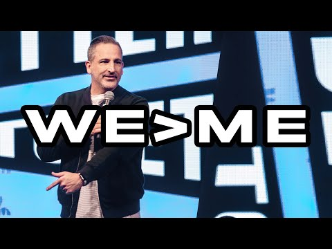 We is Greater Than Me // Pastor Michael Turner