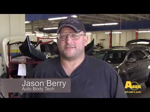 Auto Body Technician Video