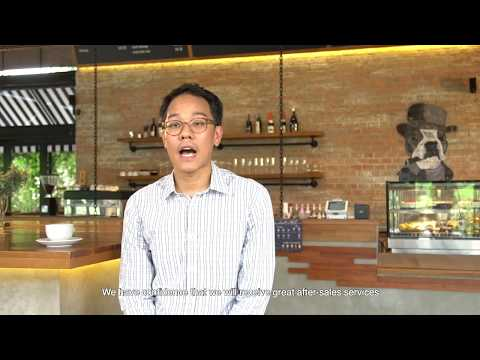 Epson POS Customer Story: Please Don't Tell Cafe (Eng Sub)