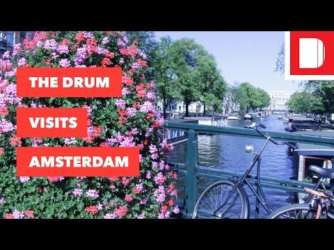 Amsterdam | Europe's New Creative Headquarters?