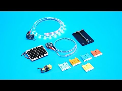 New Products 5/9/2018 Featuring Adafruit NeoPixel LED Strip w/ Alligator Clips! @adafruit #adafruit