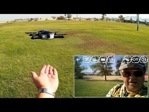JJRC H37 Mini Baby Elfie 720p HD FPV Selfie Drone Flight Test Review - UC90A4JdsSoFm1Okfu0DHTuQ
