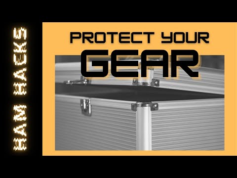 Protect Your Radio Gear From Damage