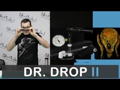 Dr Drop 2 - System Dry Leak Testing