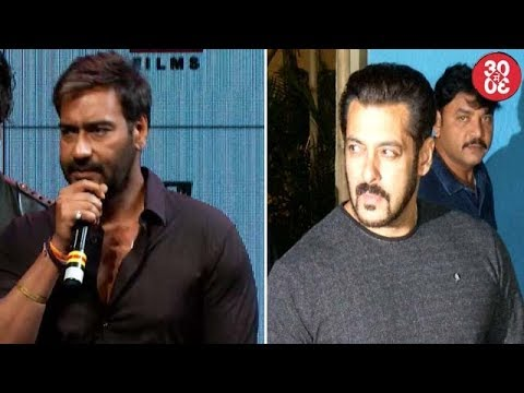 Ajay Devgn: 'Baadshaho' Is Not A Porn Film | Salman Khan Puts Dance Film On Hold For Race 3?