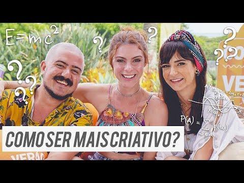 Como Ser Mais CRIATIVO? ft. Dani Noce e Paulo Cuenca | #COLLABSDEVERÃO