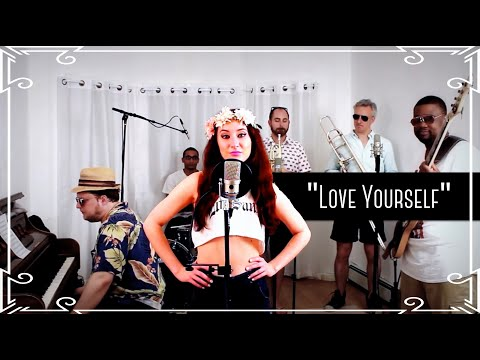 """""""Love Yourself"""" (Reggae Justin Bieber Cover) by Robyn Adele Anderson - default"""