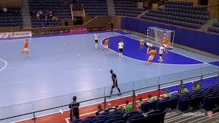 FIFA Futsal World Cup / Lithuania 2020 - Preliminary Round / Group G - Netherlands 4x1 Estonia
