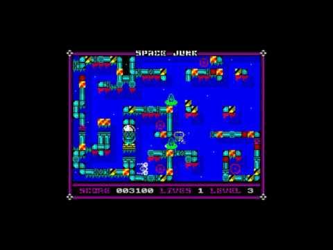 Canal Homebrew: Space Junk (Miguetelo) Spectrum