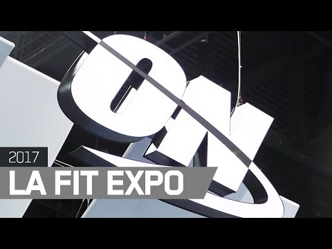 Optimum Nutrition at the 2017 LA Fit Expo