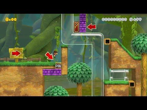Super Mario Maker 2 (Switch) - Mis fases - Diseño, ideas y consejos