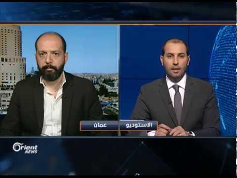 طيرانُ الاحتلالِ الروسي يشنُّ عشراتِ الغاراتِ على درعا - هاني موعد - عمان