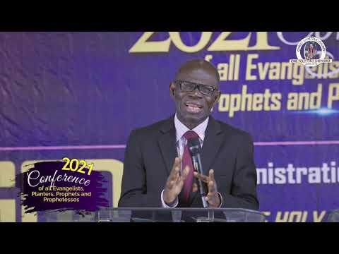Pastor S.O Oladele teaching we all need to listen too.