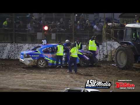 Street Stocks: Edge Series - A-Main - Kingaroy Speedway - 02.05.2021 - dirt track racing video image