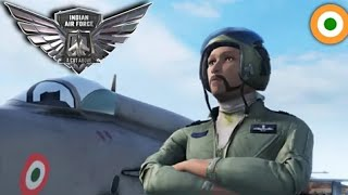 WOW ! IAF - INDIAN AIR FORCE GAME | LAUNCH ON PLAYSTORE | ON ANDROID/IOS | MAH GAMING CHANNEL |